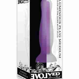 Evolved Luminous Plug Medium - Purple