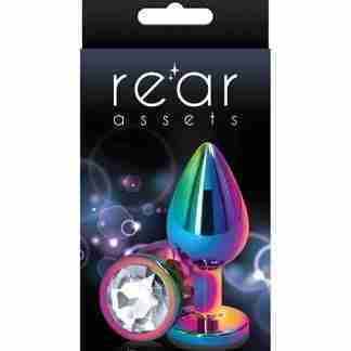 Rear Assets Multicolor Medium - Clear