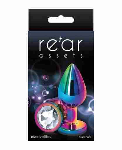 Rear Assets Multicolor Medium - Clear