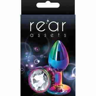 Rear Assets Multicolor Small - Clear